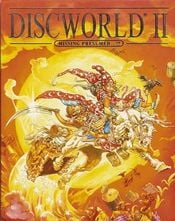 Jaquette Discworld II