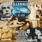Pochette 20th Century Hits for a New Millennium: 40 Hits of 1955-1959
