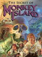 Jaquette The Secret of Monkey Island