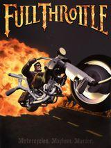 Jaquette Full Throttle
