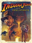 Jaquette Indiana Jones and the Fate of Atlantis