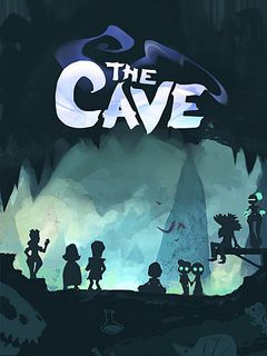 Jaquette The Cave