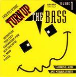 Pochette Turn Up the Bass, Volume 1