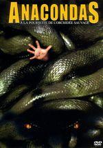 Affiche Anacondas : À la poursuite de l'orchidée de sang