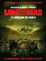 Affiche Land of the Dead, le territoire des morts