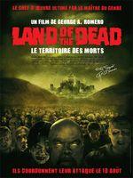 Affiche Land of the Dead, le territoire des morts