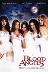 Affiche Anges de sang