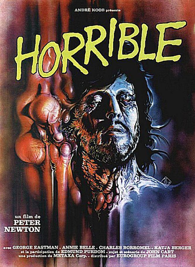 Horrible - Film (1981) - SensCritique