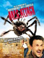 Affiche Arac Attack, les monstres à huit pattes