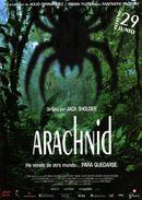 Affiche Arachnid