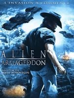 Affiche Alien Armageddon