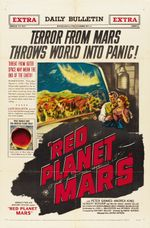 Affiche Red Planet Mars
