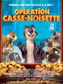 Affiche Opération Casse-noisette