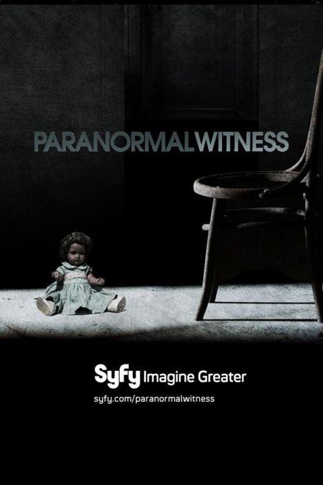 Phénomène Paranormal (Paranormal Witness)