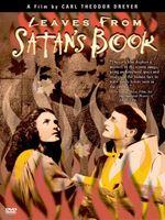 Affiche Pages arrachées du livre de satan