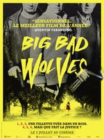Affiche Big Bad Wolves