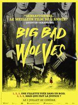 Affiche Big Bad Wolves