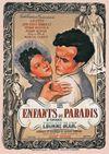 Affiche Les Enfants du paradis