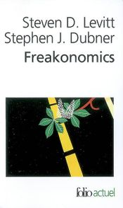 Couverture Freakonomics