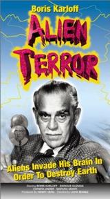 Affiche Alien Terror