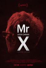 Affiche Mr. X