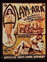 Affiche Alam Ara