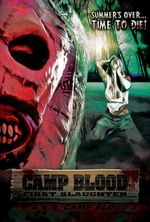 Affiche Camp Blood First Slaughter