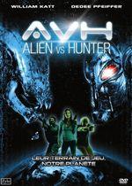 Affiche AVH : Alien vs. Hunter