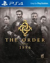 Jaquette The Order : 1886