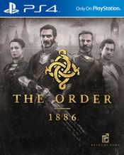 Jaquette The Order: 1886