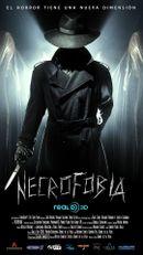 Affiche Necrophobia 3D