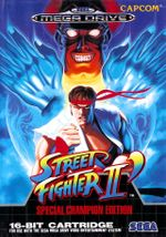 Jaquette Street Fighter II' : Special Champion Edition