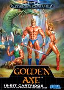 Jaquette Golden Axe