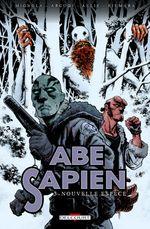 Couverture Nouvelle espèce - Abe Sapien, tome 3