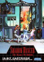 Jaquette Shadow Dancer : The Secret of Shinobi