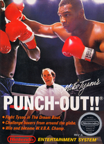 Jaquette Punch-Out !!