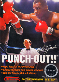 Jaquette Punch-Out!!
