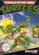 Jaquette Teenage Mutant Hero Turtles