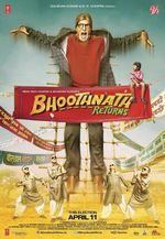 Affiche Bhoothnath Returns