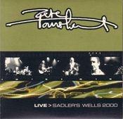 Pochette Live: Sadler's Wells 2000 (Live)