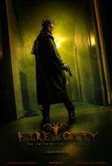 Affiche Fire City: End of Days
