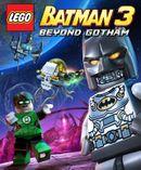Jaquette LEGO Batman 3 : Au-délà de Gotham