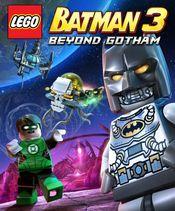Jaquette LEGO Batman 3 : Au-delà de Gotham