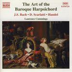 Pochette The Art of Baroque Harpsichord