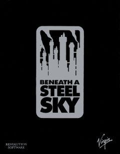 Jaquette Beneath A Steel Sky