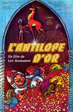 Affiche L'Antilope d'or