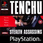 Jaquette Tenchu : Stealth Assassins