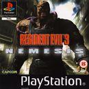 Jaquette Resident Evil 3 : Nemesis