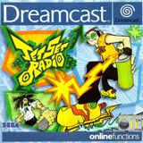 Jaquette Jet Set Radio