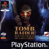 Jaquette Tomb Raider : Sur les traces de Lara Croft